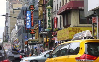 Nueva York, la vida y el estrés en la capital mundial