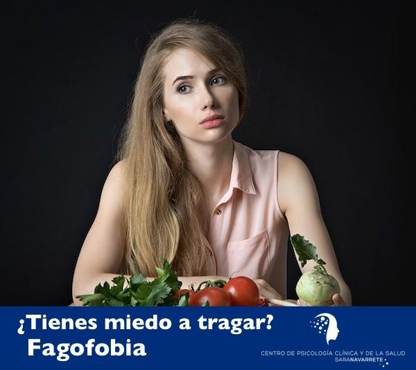 Fagofobia: Miedo a tragar. Pautas para una vida sin miedo