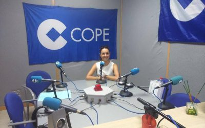 La psicóloga Sara Navarrete en La Mañana de Onda Naranja Cope