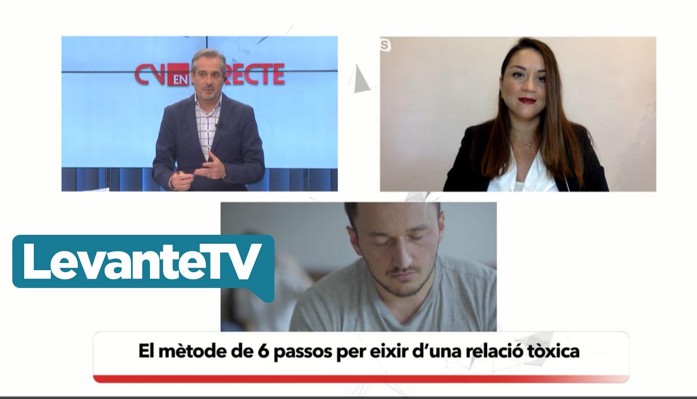 6-pasos-para-salir-de-una-relación-toxica-(Levante-TV) - Psicólogo en Valencia