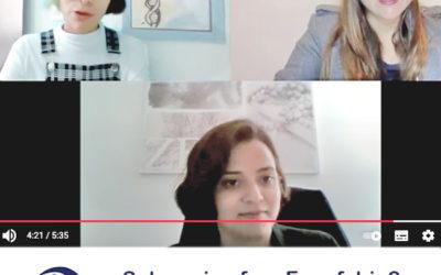 ¿Sabes si sufres Fagofobia? Mira el testimonio de Kasandra